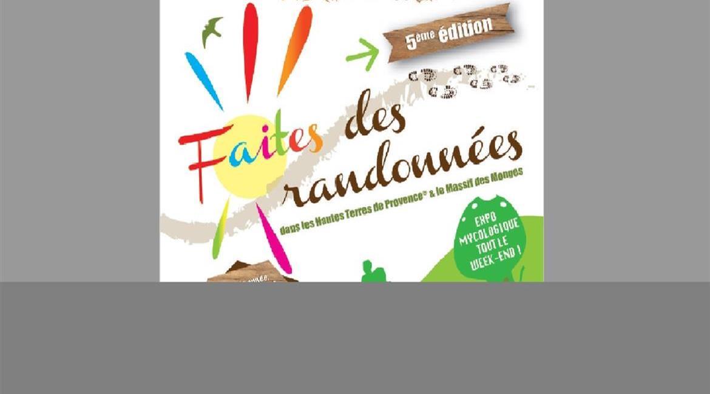 FAITES DES RANDONNEES