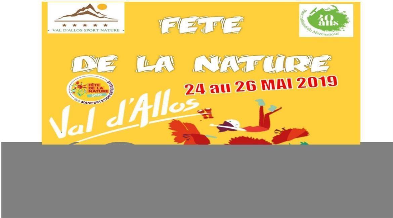 2 éme FETE DE LA NATURE DU HAUT VERDON  /     VAL D'ALLOS