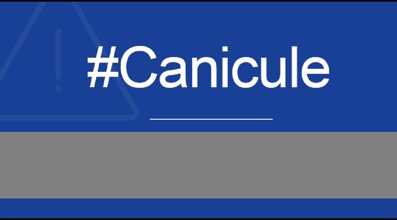 MESURES DE PREVENTION EN PERIODE DE CANICULE