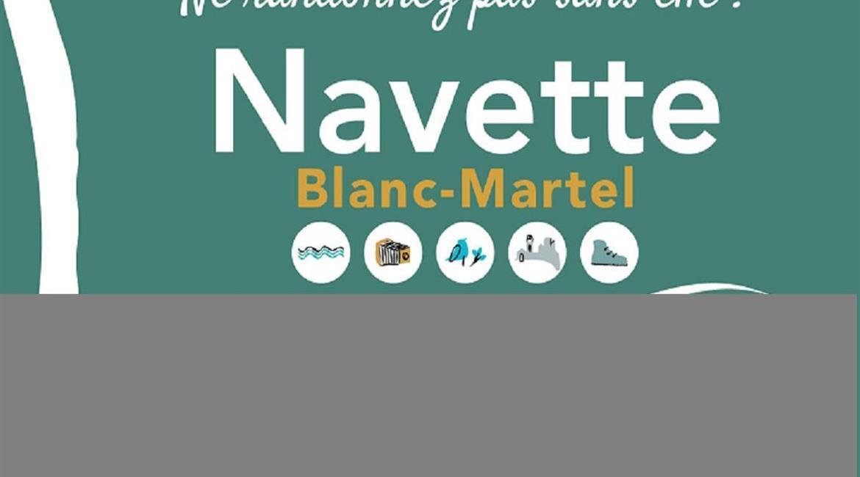 GORGES DU VERDON / NAVETTE