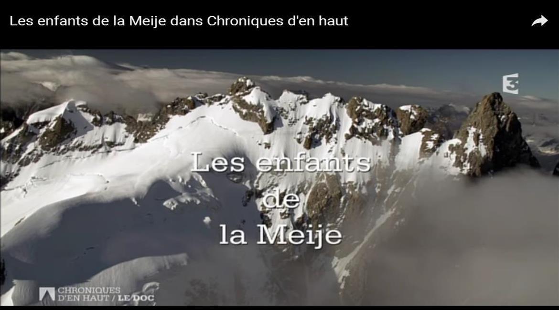 ALPES : « Les enfants de la Meije »